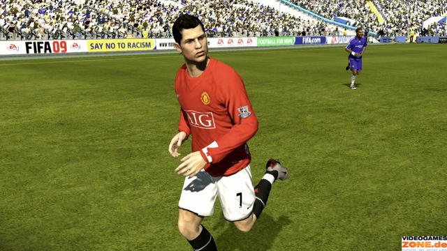 10 years challenge - najlepších 100 hráčov v hre FIFA 09