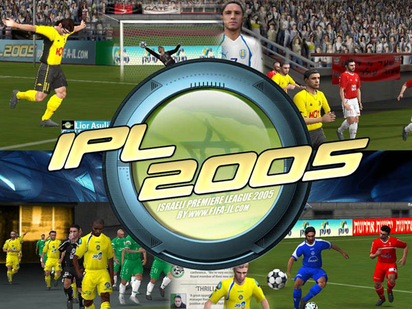 FIFA-IL. is available. The patch will add the following features to FIFA 2