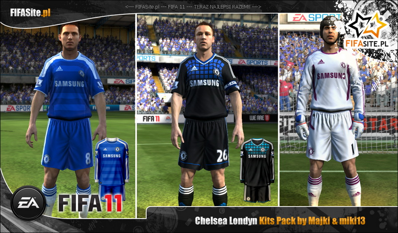Pack kits fifa 11 size soccer pitch fifa