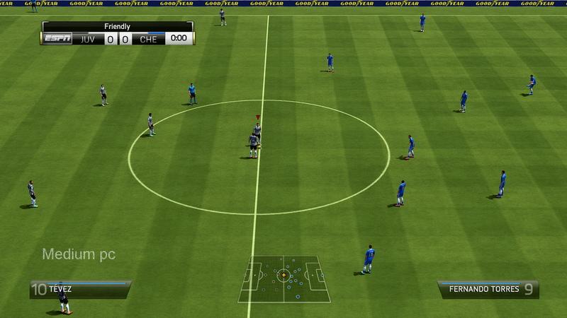 FIFA 14 ULTRA GRAPHICS 1.2 - Патч для FIFA 14 который улучшает графику в
